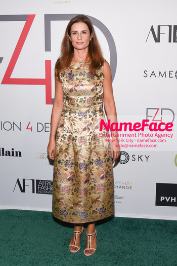Fashion 4 Development's 8th Annual Official First Ladies Luncheon Livia Firth - NameFace Photo Agency New York City - hello@nameface.com - nameface.com - Photo by Daniela Kirsch