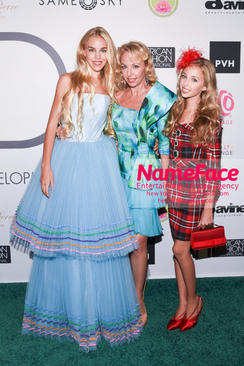 Fashion 4 Development's 8th Annual Official First Ladies Luncheon Princess Camilla Maria Carolina of Bourbon, Princess Camilla Duchess of Castro and Princess Maria Chiara of Bourbon - NameFace Photo Agency New York City - hello@nameface.com - nameface.com - Photo by Daniela Kirsch