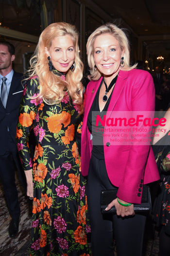 Fashion 4 Development's 8th Annual Official First Ladies Luncheon Guest and Nadja Swarovski - NameFace Photo Agency New York City - hello@nameface.com - nameface.com - Photo by Daniela Kirsch