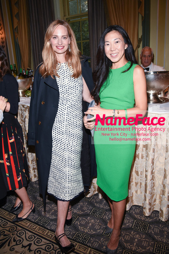 Fashion 4 Development's 8th Annual Official First Ladies Luncheon Lauren Santo Domingo and Diana Hsu - NameFace Photo Agency New York City - hello@nameface.com - nameface.com - Photo by Daniela Kirsch