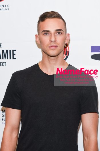 Laramie: A Legacy A Reading of The Laramie Project Honoring the Life and Legacy of Matthew Shepard Adam Rippon - NameFace Photo Agency New York City - hello@nameface.com - nameface.com - Photo by Daniela Kirsch