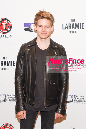 Laramie: A Legacy A Reading of The Laramie Project Honoring the Life and Legacy of Matthew Shepard Andrew Keenan-Bolger - NameFace Photo Agency New York City - hello@nameface.com - nameface.com - Photo by Daniela Kirsch