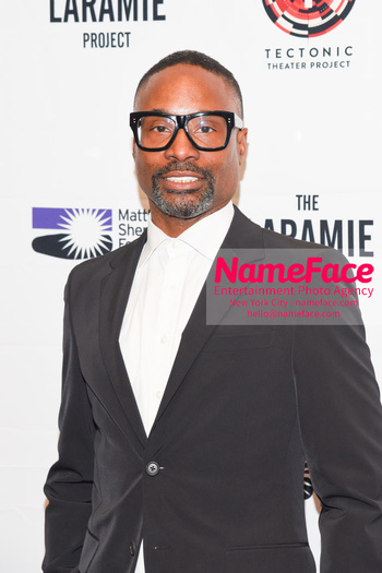 Laramie: A Legacy A Reading of The Laramie Project Honoring the Life and Legacy of Matthew Shepard Billy Porter - NameFace Photo Agency New York City - hello@nameface.com - nameface.com - Photo by Daniela Kirsch