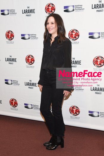 Laramie: A Legacy A Reading of The Laramie Project Honoring the Life and Legacy of Matthew Shepard Mary-Louise Parker - NameFace Photo Agency New York City - hello@nameface.com - nameface.com - Photo by Daniela Kirsch