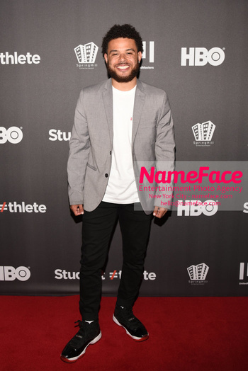 HBO Student Athlete Documentary Screening Party Amir Baiyina - NameFace Photo Agency New York City - hello@nameface.com - nameface.com - Photo by Daniela Kirsch
