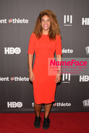 HBO Student Athlete Documentary Screening Party Carri Twigg - NameFace Photo Agency New York City - hello@nameface.com - nameface.com - Photo by Daniela Kirsch