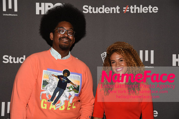 HBO Student Athlete Documentary Screening Party Chaucer Barnes and Carri Twigg - NameFace Photo Agency New York City - hello@nameface.com - nameface.com - Photo by Daniela Kirsch