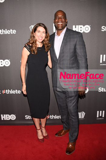 HBO Student Athlete Documentary Screening Party Trish Dalton and Robert Turner - NameFace Photo Agency New York City - hello@nameface.com - nameface.com - Photo by Daniela Kirsch