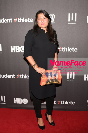 HBO Student Athlete Documentary Screening Party  Sharmeen Obaid-Chinoy - NameFace Photo Agency New York City - hello@nameface.com - nameface.com - Photo by Daniela Kirsch