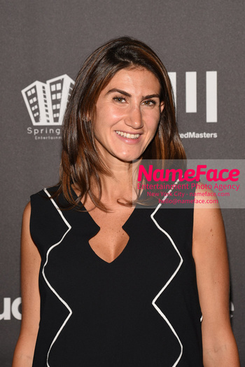 HBO Student Athlete Documentary Screening Party Ghia Zaatari - NameFace Photo Agency New York City - hello@nameface.com - nameface.com - Photo by Daniela Kirsch