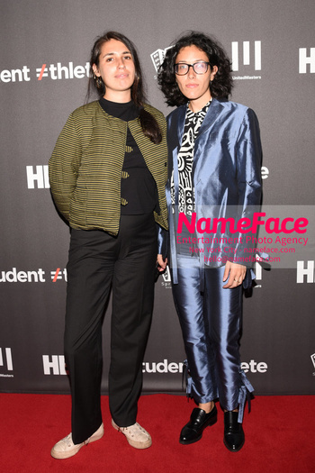 HBO Student Athlete Documentary Screening Party Lily Consuelo Saporta Tagiuri and Ariel Wengroff - NameFace Photo Agency New York City - hello@nameface.com - nameface.com - Photo by Daniela Kirsch