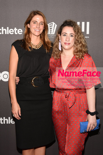 HBO Student Athlete Documentary Screening Party Alison Kenworthy and Jessica Church - NameFace Photo Agency New York City - hello@nameface.com - nameface.com - Photo by Daniela Kirsch