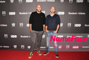 HBO Student Athlete Documentary Screening Party Rich Kleiman and Andrew Kleiman - NameFace Photo Agency New York City - hello@nameface.com - nameface.com - Photo by Daniela Kirsch