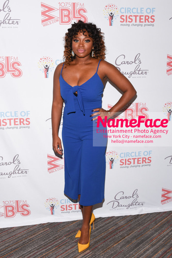 2018 Circle Of Sisters Expo Naturi Naughton - NameFace Photo Agency New York City - hello@nameface.com - nameface.com - Photo by Daniela Kirsch