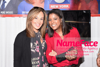 2018 Circle Of Sisters Expo Rosanna Scotto and Lori Stokes - NameFace Photo Agency New York City - hello@nameface.com - nameface.com - Photo by Daniela Kirsch