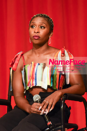 2018 Circle Of Sisters Expo Cynthia Erivo - NameFace Photo Agency New York City - hello@nameface.com - nameface.com - Photo by Daniela Kirsch