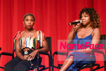 2018 Circle Of Sisters Expo Cynthia Erivo and Naturi Naughton - NameFace Photo Agency New York City - hello@nameface.com - nameface.com - Photo by Daniela Kirsch