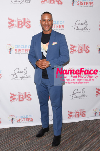 2018 Circle Of Sisters Expo DeVon Franklin - NameFace Photo Agency New York City - hello@nameface.com - nameface.com - Photo by Daniela Kirsch