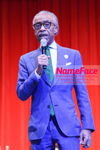2018 Circle Of Sisters Expo Al Sharpton - NameFace Photo Agency New York City - hello@nameface.com - nameface.com - Photo by Daniela Kirsch