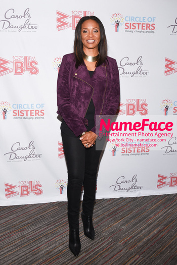2018 Circle Of Sisters Expo MC Lyte - NameFace Photo Agency New York City - hello@nameface.com - nameface.com - Photo by Daniela Kirsch