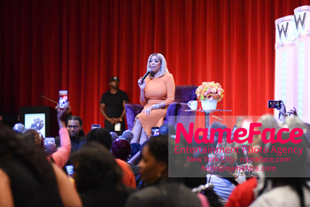 2018 Circle Of Sisters Expo Wendy Williams - NameFace Photo Agency New York City - hello@nameface.com - nameface.com - Photo by Daniela Kirsch