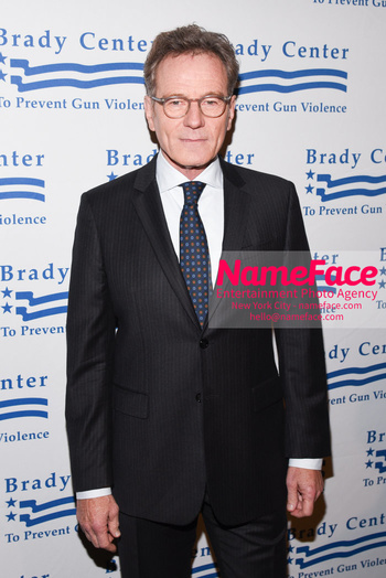 The Brady Center to Prevent Gun Violence 2018 BEAR Awards Bryan Cranston - NameFace Photo Agency New York City - hello@nameface.com - nameface.com - Photo by Daniela Kirsch
