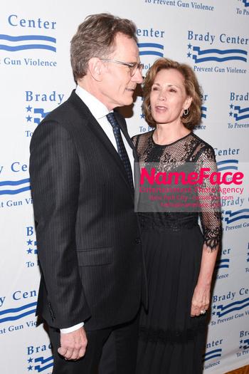 The Brady Center to Prevent Gun Violence 2018 BEAR Awards Bryan Cranston and Robin Dearden - NameFace Photo Agency New York City - hello@nameface.com - nameface.com - Photo by Daniela Kirsch
