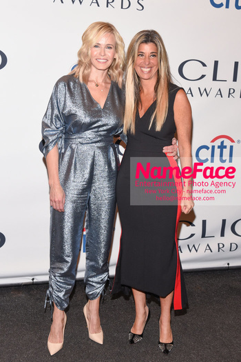 2018 Clio Awards Chelsea Handler and Nicole Purcell - NameFace Photo Agency New York City - hello@nameface.com - nameface.com - Photo by Daniela Kirsch