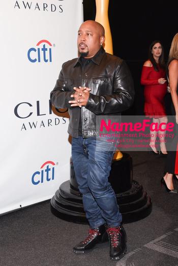 2018 Clio Awards Daymond John - NameFace Photo Agency New York City - hello@nameface.com - nameface.com - Photo by Daniela Kirsch
