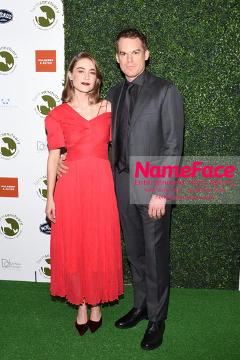 Farm Sanctuary On the Hudson Gala Morgan Macgregor and Michael C. Hall - NameFace Photo Agency New York City - hello@nameface.com - nameface.com - Photo by Daniela Kirsch
