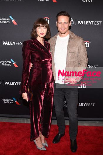 Outlander at the PaleyFest
