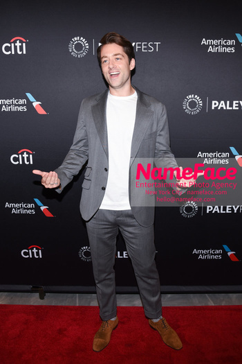 Outlander at the PaleyFest Richard Rankin - NameFace Photo Agency New York City - hello@nameface.com - nameface.com - Photo by Daniela Kirsch