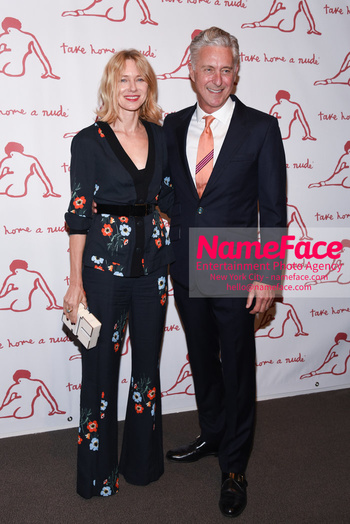 Take Home A Nude 2018 Naomi Watts and David Kratz - NameFace Photo Agency New York City - hello@nameface.com - nameface.com - Photo by Daniela Kirsch