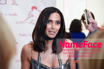 Take Home A Nude 2018 Padma Lakshmi - NameFace Photo Agency New York City - hello@nameface.com - nameface.com - Photo by Daniela Kirsch