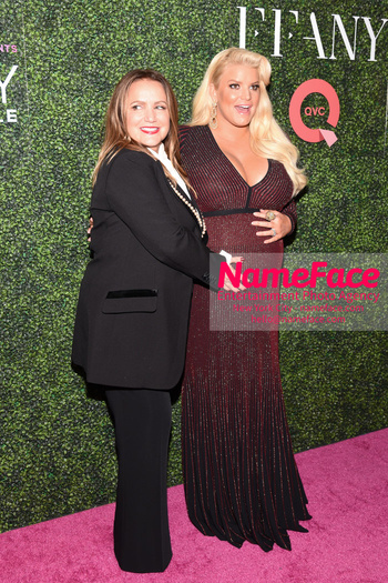 25th Annual QVC Presents FFANY Shoes On Sale Gala  and Jessica Simpson - NameFace Photo Agency New York City - hello@nameface.com - nameface.com - Photo by Daniela Kirsch