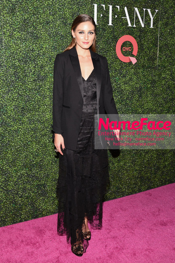 25th Annual QVC Presents FFANY Shoes On Sale Gala Olivia Palermo - NameFace Photo Agency New York City - hello@nameface.com - nameface.com - Photo by Daniela Kirsch