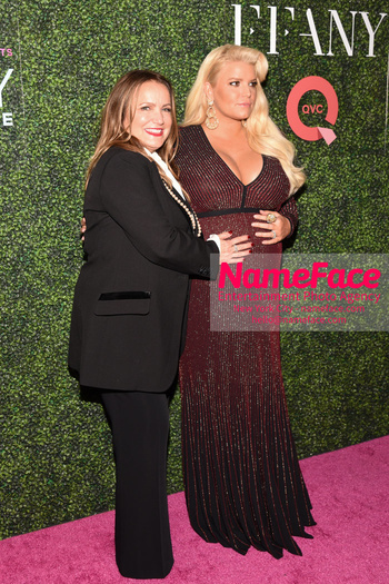 25th Annual QVC Presents FFANY Shoes On Sale Gala Tina Ann Drew and Jessica Simpson - NameFace Photo Agency New York City - hello@nameface.com - nameface.com - Photo by Daniela Kirsch