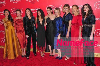 Amazon Prime Video web TV series FFANY Shoes On Sale Gala Atmosphere - NameFace Photo Agency New York City - hello@nameface.com - nameface.com - Photo by Daniela Kirsch