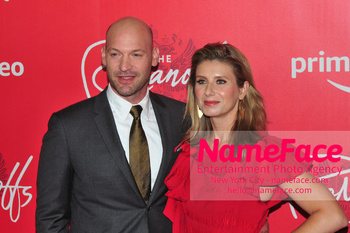 Amazon Prime Video web TV series FFANY Shoes On Sale Gala Corey Stoll and Nadia Bowers - NameFace Photo Agency New York City - hello@nameface.com - nameface.com - Photo by Daniela Kirsch