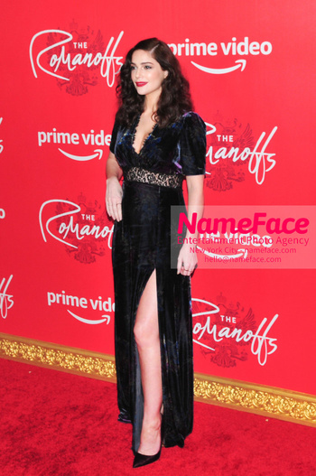 Amazon Prime Video web TV series FFANY Shoes On Sale Gala Janet Montgomery - NameFace Photo Agency New York City - hello@nameface.com - nameface.com - Photo by Daniela Kirsch