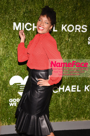 Gods Love We Deliver, Golden Heart Awards 2018  Amber Ruffin - NameFace Photo Agency New York City - hello@nameface.com - nameface.com - Photo by Daniela Kirsch