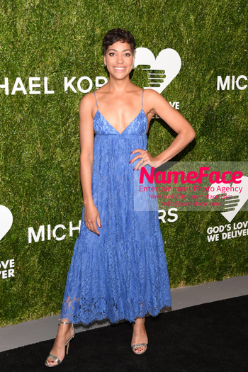 Gods Love We Deliver, Golden Heart Awards 2018 Cush Jumbo - NameFace Photo Agency New York City - hello@nameface.com - nameface.com - Photo by Daniela Kirsch