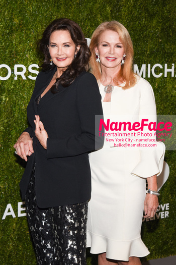 Gods Love We Deliver, Golden Heart Awards 2018 Lynda Carter and Blaine Trump - NameFace Photo Agency New York City - hello@nameface.com - nameface.com - Photo by Daniela Kirsch
