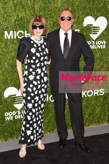 Gods Love We Deliver, Golden Heart Awards 2018 Anna Wintour and Michael Kors - NameFace Photo Agency New York City - hello@nameface.com - nameface.com - Photo by Daniela Kirsch