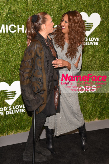 Gods Love We Deliver, Golden Heart Awards 2018 Donna Karan and Iman Abdulmajid  - NameFace Photo Agency New York City - hello@nameface.com - nameface.com - Photo by Daniela Kirsch