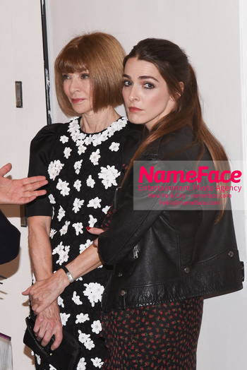 Gods Love We Deliver, Golden Heart Awards 2018 Anna Wintour and Bee Shaffer - NameFace Photo Agency New York City - hello@nameface.com - nameface.com - Photo by Daniela Kirsch