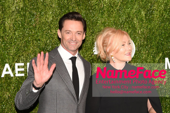 Gods Love We Deliver, Golden Heart Awards 2018 Hugh Jackman and Deborra-lee Furness - NameFace Photo Agency New York City - hello@nameface.com - nameface.com - Photo by Daniela Kirsch