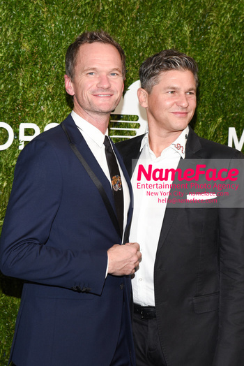 Gods Love We Deliver, Golden Heart Awards 2018 Neil Patrick Harris and David Burtka - NameFace Photo Agency New York City - hello@nameface.com - nameface.com - Photo by Daniela Kirsch