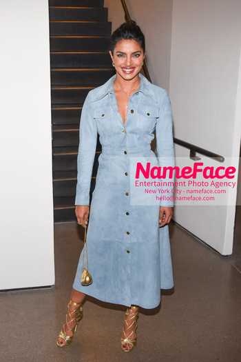 Gods Love We Deliver, Golden Heart Awards 2018 Priyanka Chopra - NameFace Photo Agency New York City - hello@nameface.com - nameface.com - Photo by Daniela Kirsch