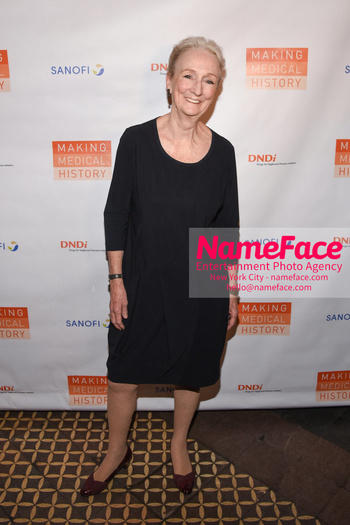 Drugs for Neglected Diseases Initiative Gala DNDi Making Medical History Kathleen Chalfant - NameFace Photo Agency New York City - hello@nameface.com - nameface.com - Photo by Daniela Kirsch
